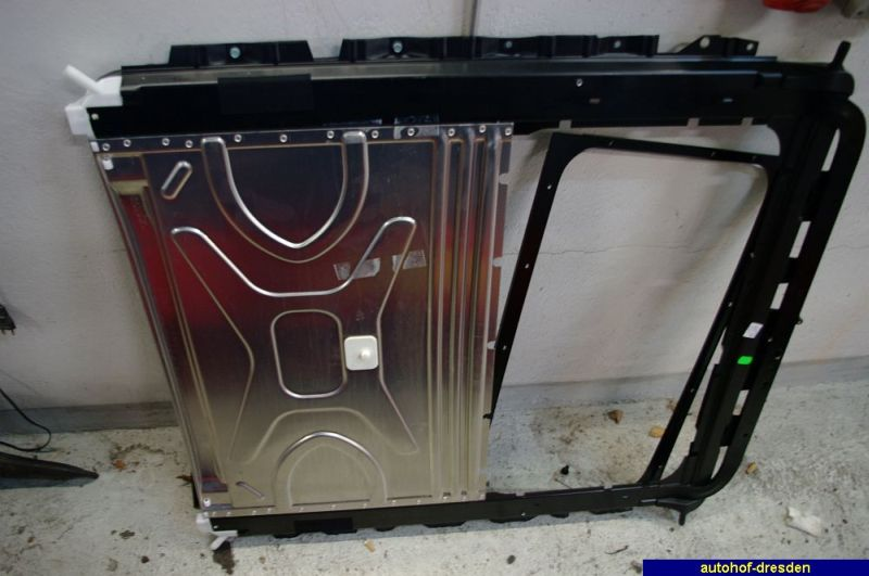 Schiebedach elektrisch mit RahmenBMW 5 (E60) 525D