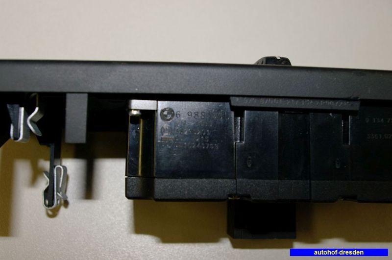 Schalter Licht Bedieneinheit LichtschalterBMW 5 (E60) 525D