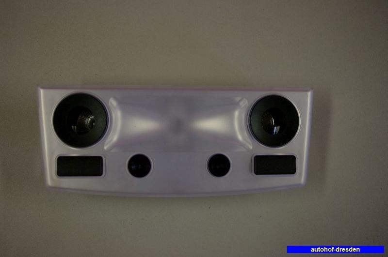 Innenleuchte hinten mit LeseleuchteBMW 5 (E60) 525D