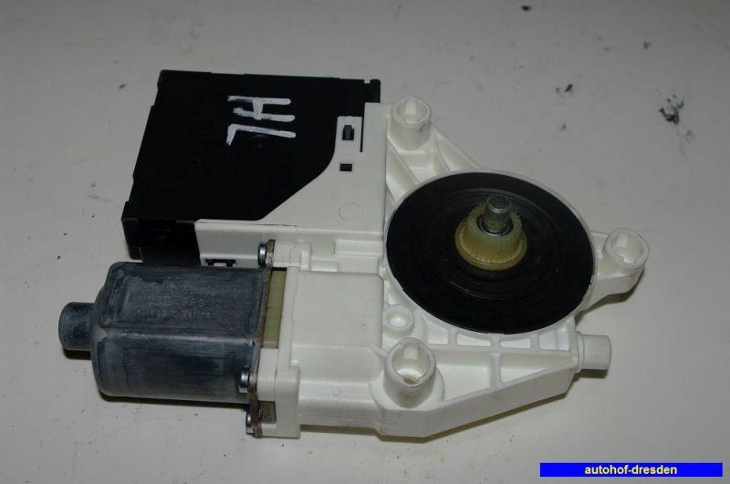 Motor Fensterheber links hinten AUDI A3 (8P1) 2.0 TDI