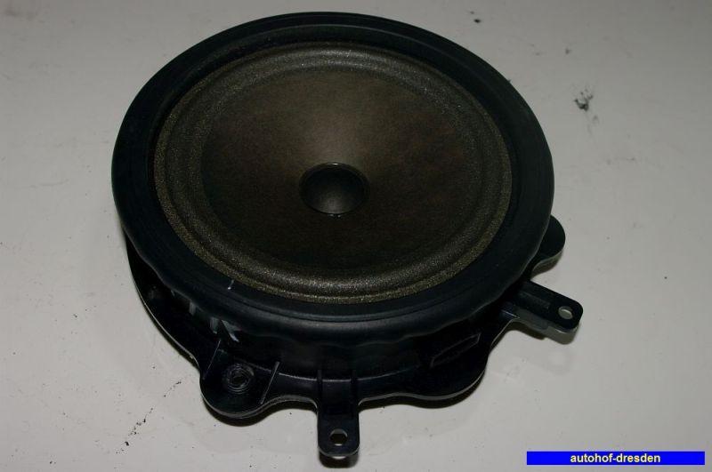 Lautsprecher rechts hinten Blaupunkt 7606500214AUDI A3 (8P1) 2.0 TDI