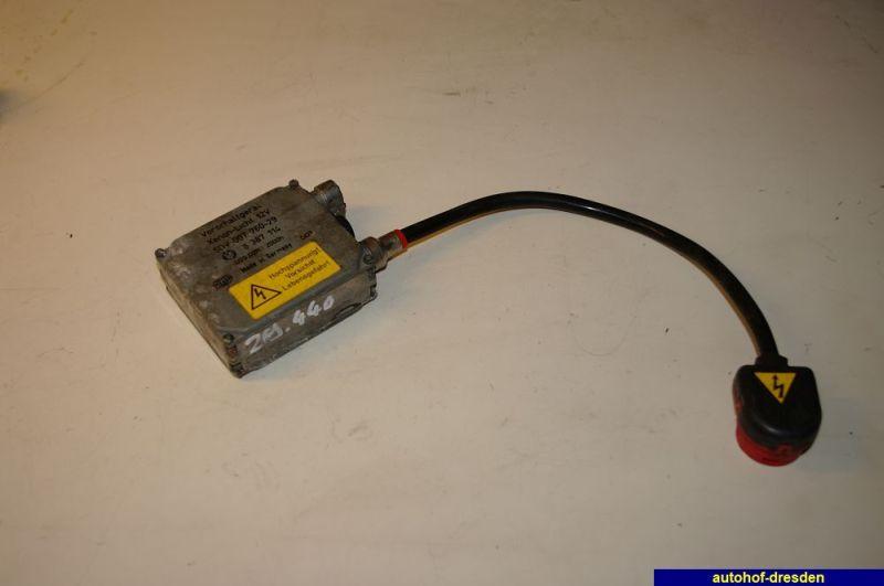Xenon Zündgerät rechts Xenon Vorschaltgerät D2S rechts linksVW PASSAT (3B2) 2.5 TDI