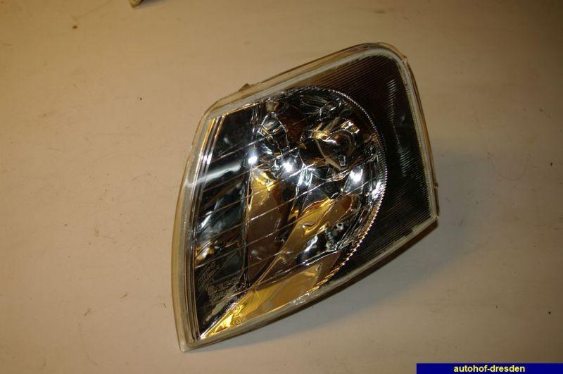Blinker links vorn Klarglas, Depo mit Leuchtmittel und FassungVW PASSAT (3B2) 2.5 TDI