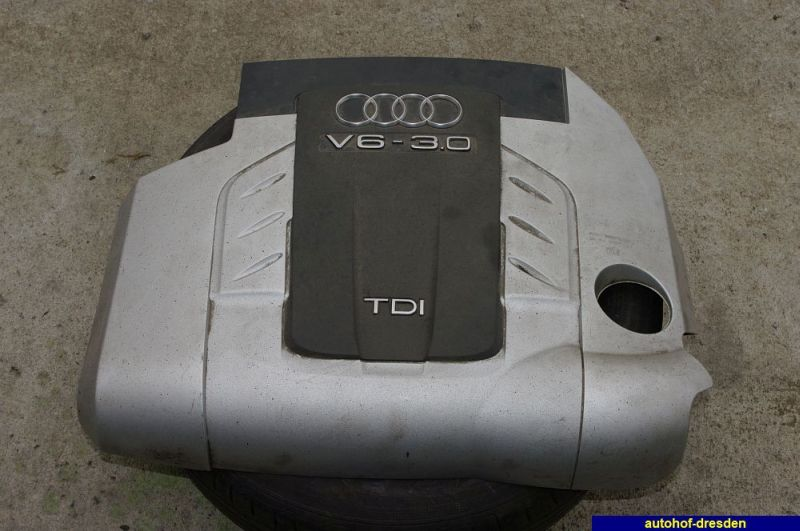 Abdeckung Motorabdeckung V6 3.0 TDIAUDI Q7
