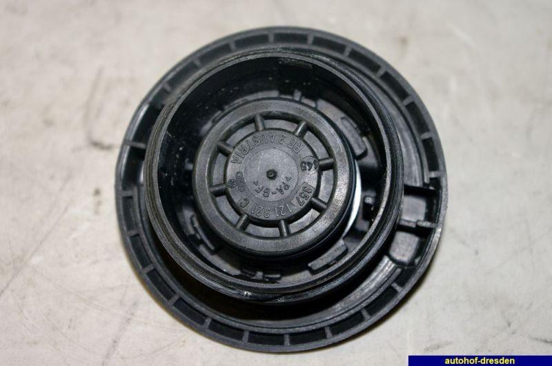 Verschluss Kühlwasserbehälter VW GOLF III (1H1) 1.6