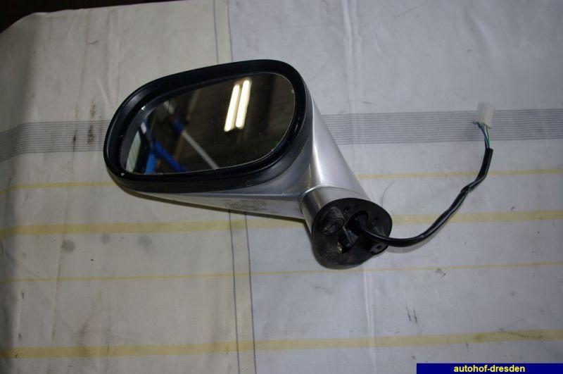 Außenspiegel links silber, elek. verstellbarMITSUBISHI CARISMA (DA_) 1.6