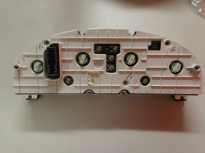 Tachometer /  Kombiinstrument 187F-10849isteonFORD MONDEO III KOMBI (BWY) 1.8 16V