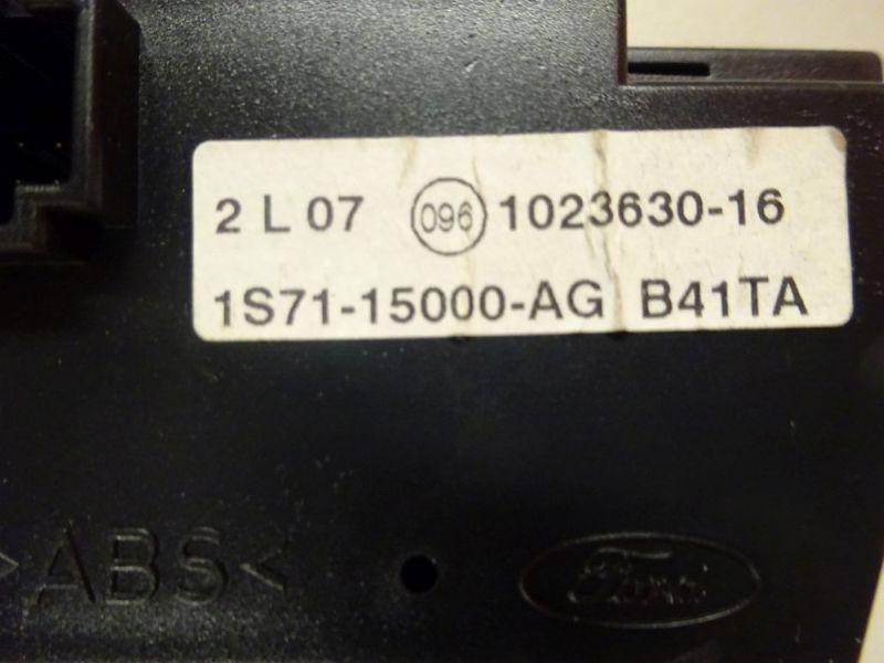 Uhr FORD MONDEO III KOMBI (BWY) 1.8 16V
