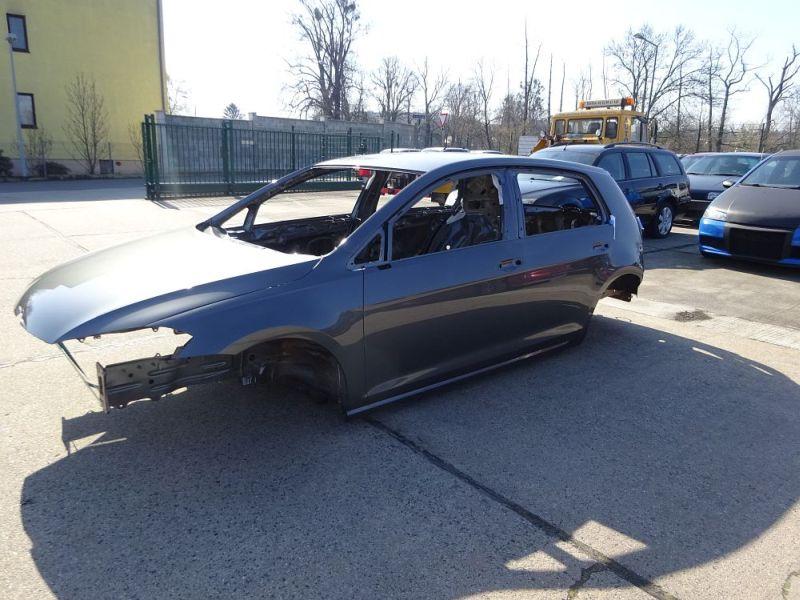 Tür links vorn 5-Türer VW GOLF VII (5G1, BE1)