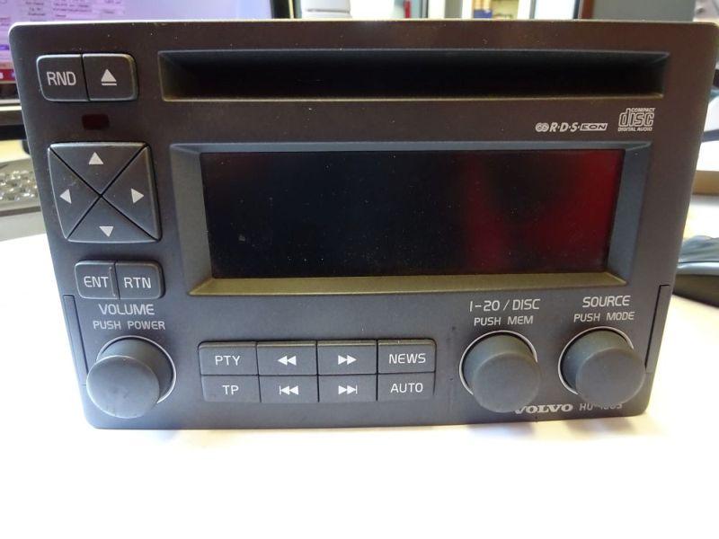 Radio Radio CD + WechsleranschlußVOLVO V40 KOMBI (VW) 1.9 DI