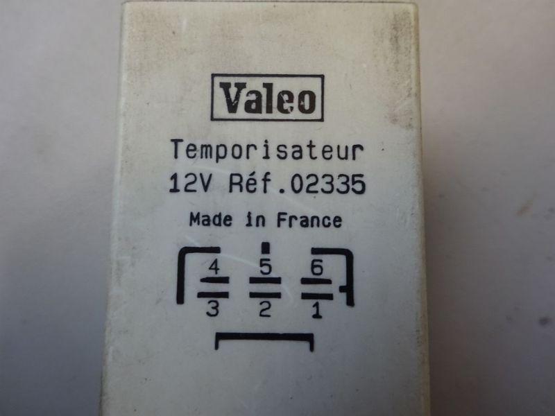 Relais Relais Zeitverzögerung 02335RENAULT CLIO I (B/C57_, 5/357_) 1.4