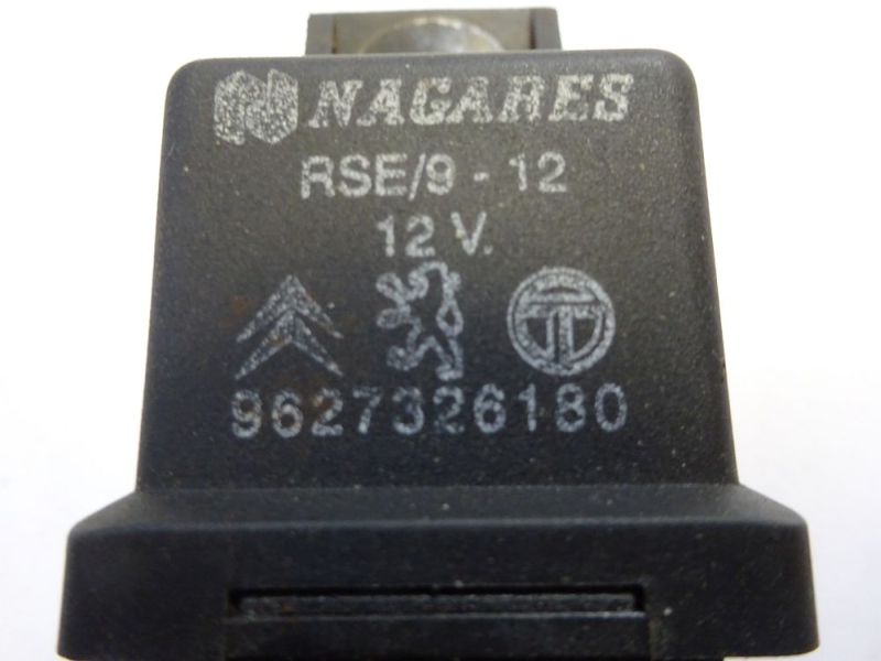 Zündungsmodul Relais 9627326180CITROEN C3 PLURIEL (HB_) 1.6