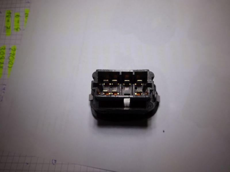 Schalter el. VerdeckCITROEN C3 PLURIEL (HB_) 1.6