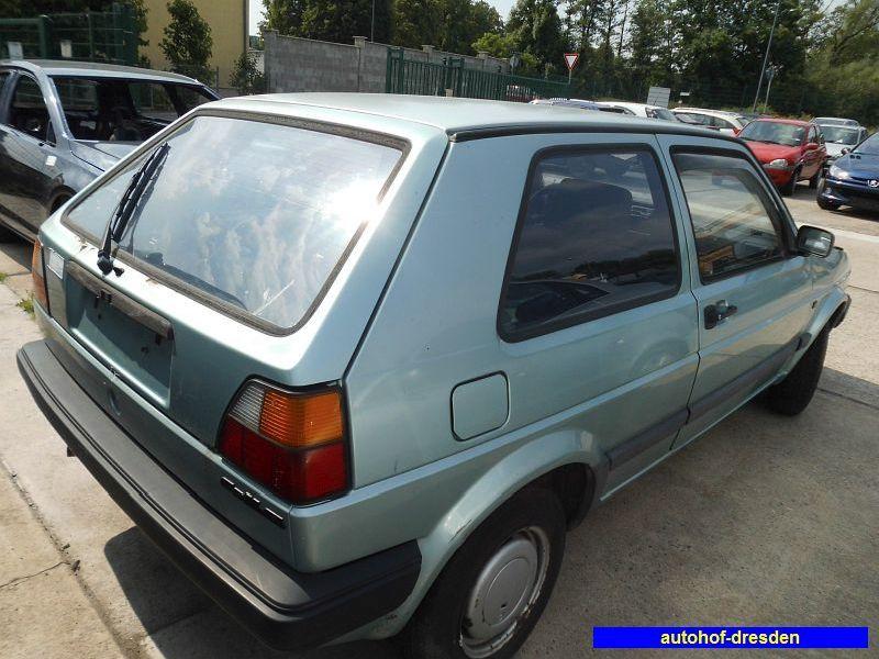 VW GOLF II (19E, 1G1) 1,6