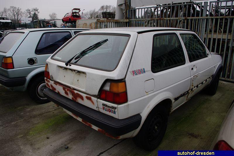 VW GOLF II (19E, 1G1) 1.3 KAT