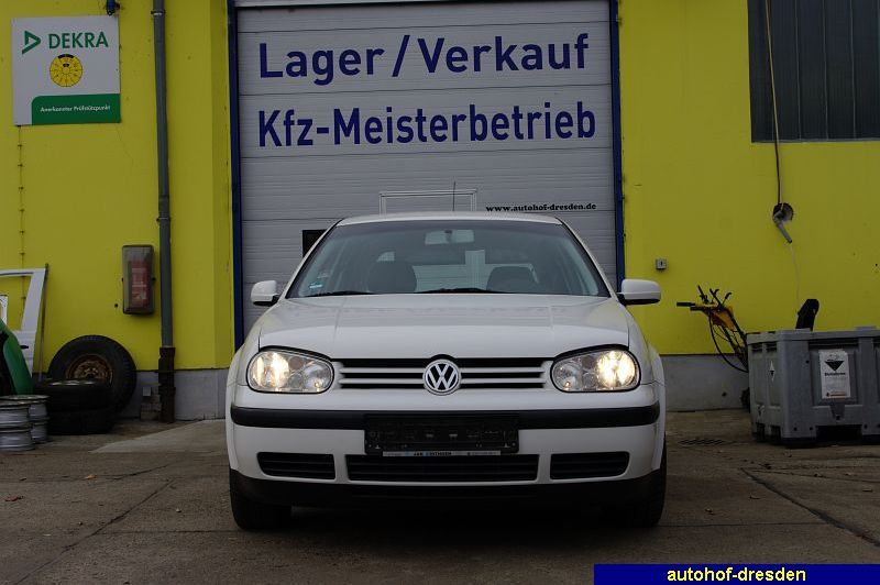 VW GOLF IV (1J1) 1.9 TDI
