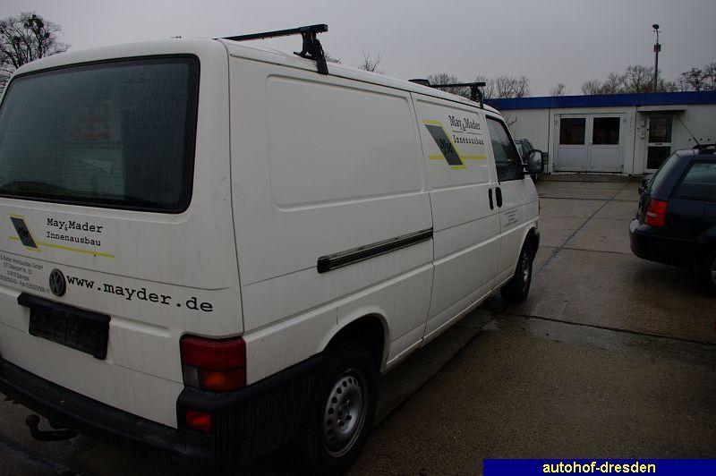 VW TRANSPORTER IV KASTEN (70XA) 2.4 D