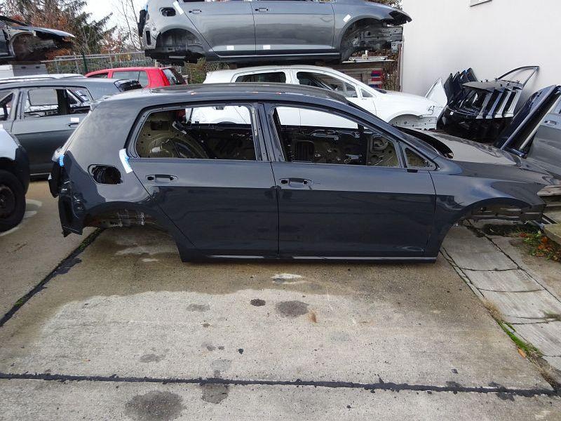VW GOLF VII (5G1, BE1) E-GOLF