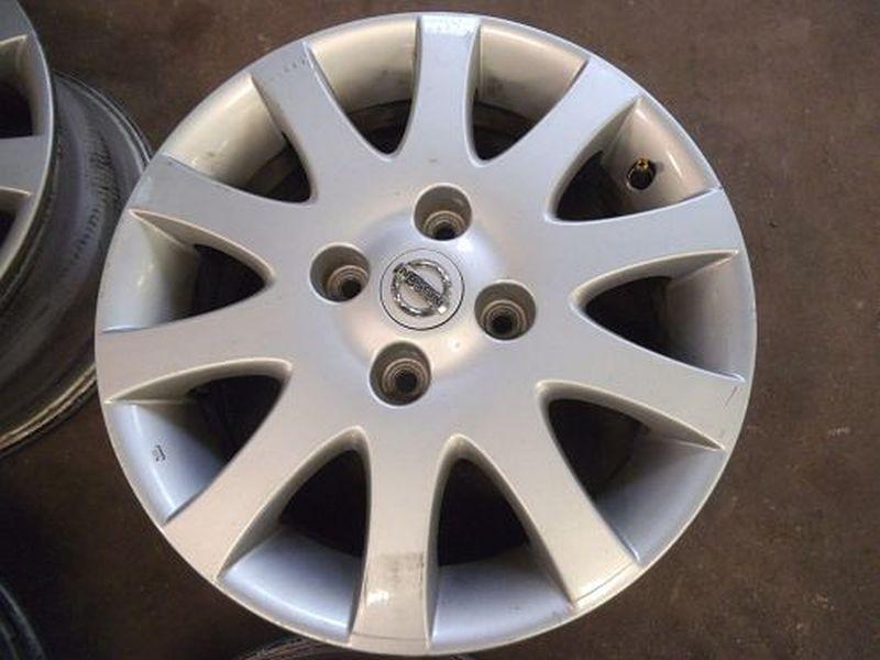 Aluminiumfelge 6JX161Satz(je4Stück)