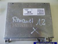 Steuergerät Motor HOM7700864274<br>RENAULT CLIO I (B/C57_, 5/357_) 1.2  (B/C57R)