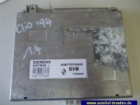 Steuergerät Motor HOM7700749946<br>RENAULT CLIO I (B/C57_, 5/357_) 1.4  (B57J, C57J