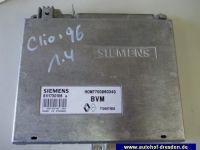 Steuergerät Motor HOM7700860340<br>RENAULT CLIO I (B/C57_, 5/357_) 1.4  (B57J, C57J